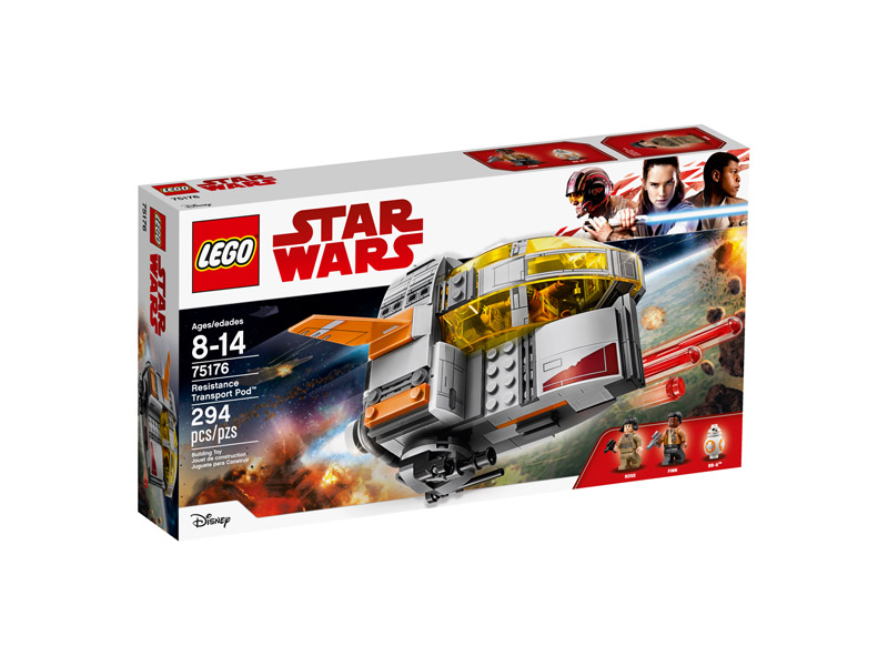 Star Wars™ 75176 Resistance Transport Pod