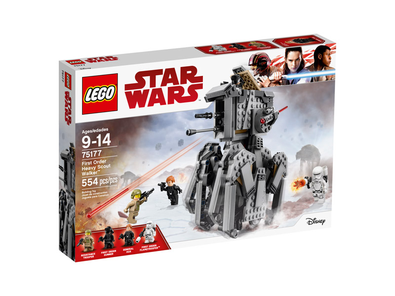 Star Wars™ 75177 First Order Heavy Scout Walker