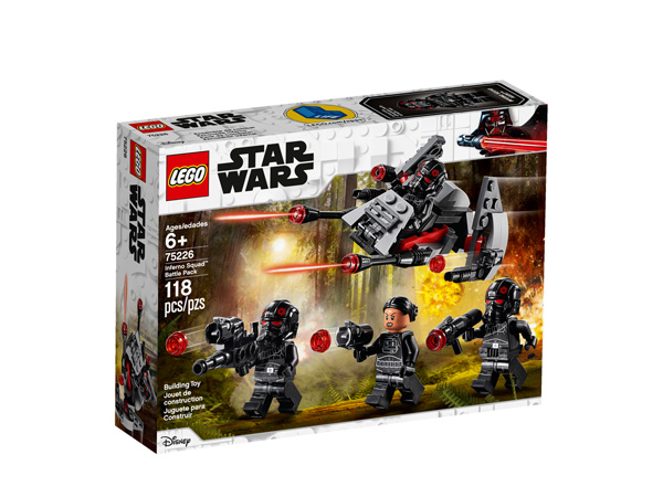 Star Wars™ 75226 Inferno Squad Battle Pack