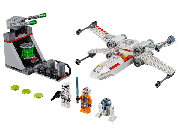 Star Wars™ 75235 X Wing Starfighter Trench Run