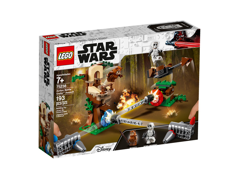 Star Wars™ 75238 Action Battle Endor Assault