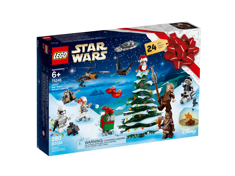 Star Wars™ 75245 Advent Calendar