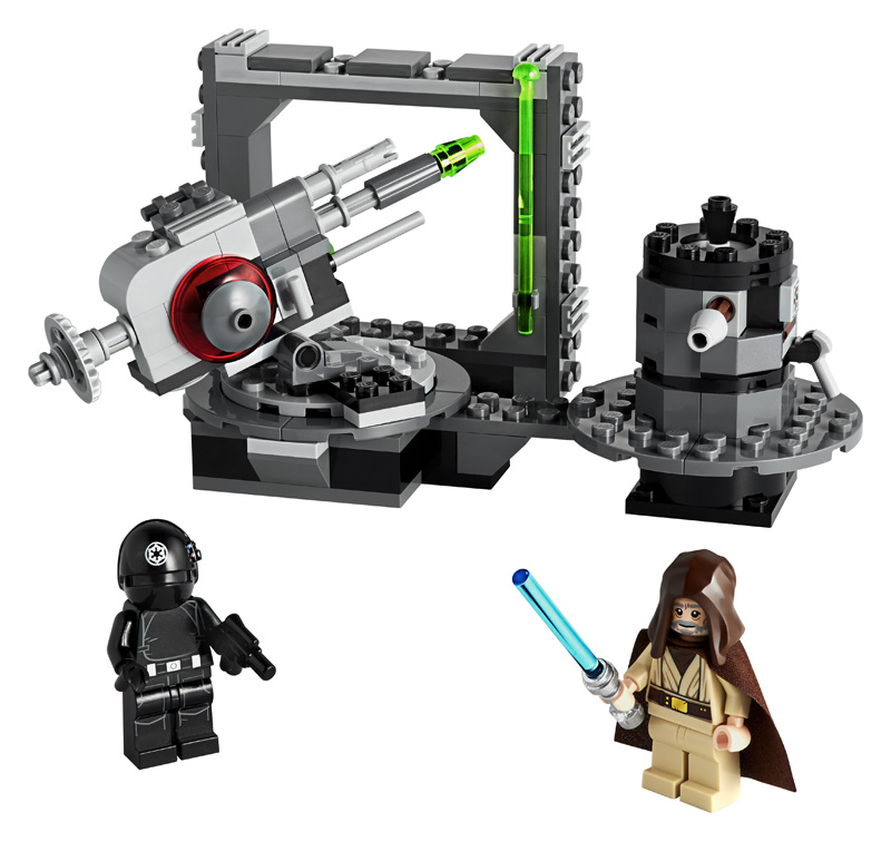 Star Wars™ 75246 Death Star Cannon