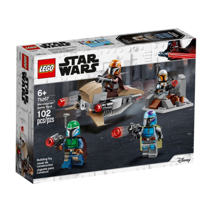 Star Wars ™ 75267 Mandalorian Battle Pack