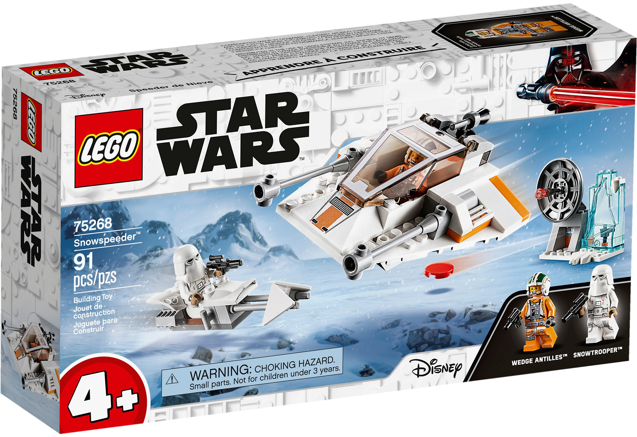 Star Wars ™ 75268 Snowspeeder