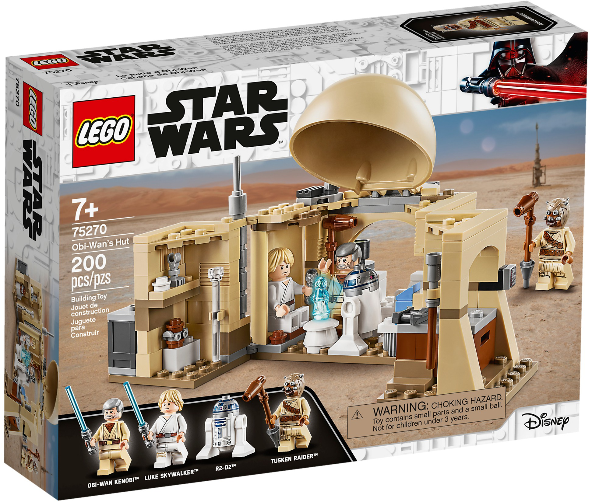 Star Wars ™ 75270 Obi-Wan's Hut