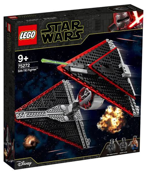 Star Wars™ 75272 Sith TIE Fighter