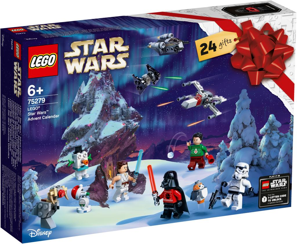 Star Wars™ 75279 Advent Calendar