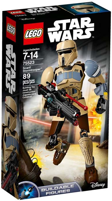 Star Wars™ 75523 Scarif Stormtrooper