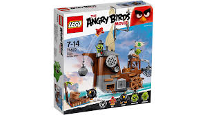 LEGO Angry Birds 75825 Piggy Pirate Ship