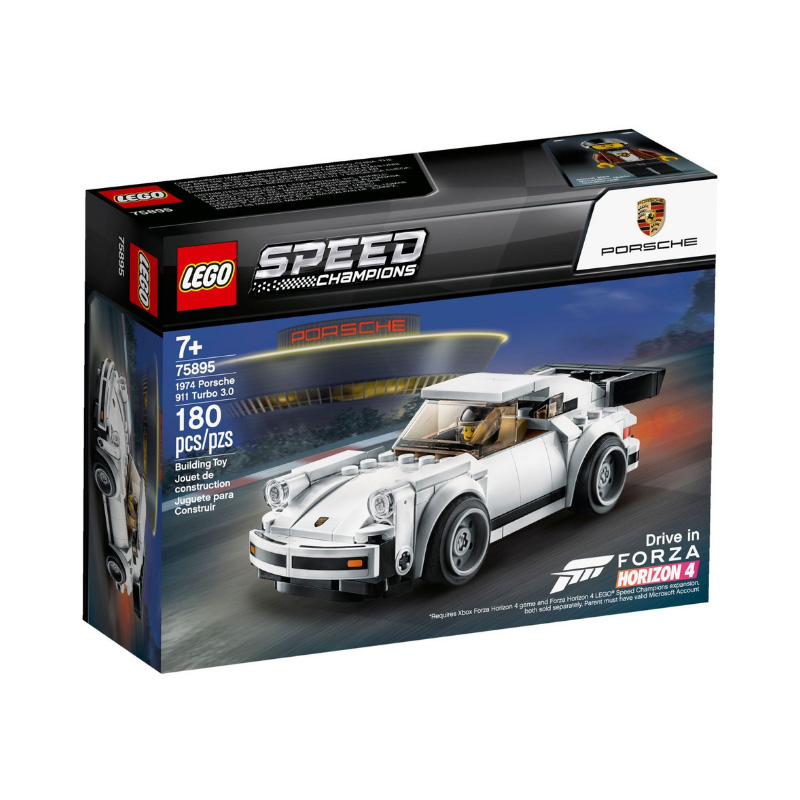 Speed Champions 75895 1974 Porsche 911 Turbo 3.0