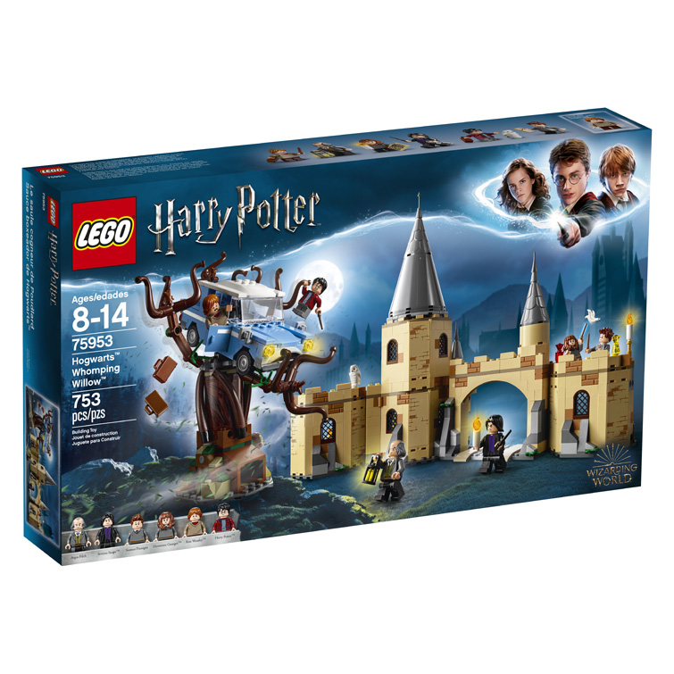 Harry Potter™ 75953 Hogwarts Whomping Willow