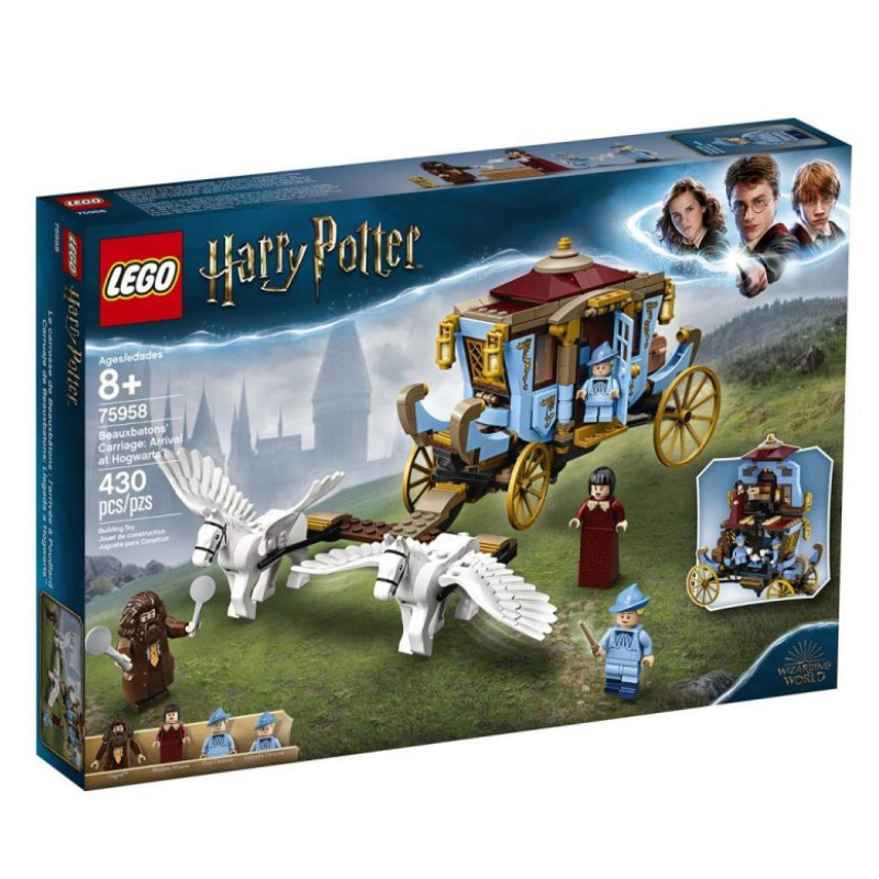 LEGO® 75958 Beauxbatons Carriage Arrival at Hogwarts