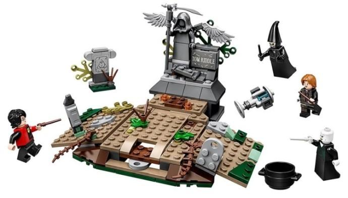 LEGO® 75965 The Rise of Voldemort