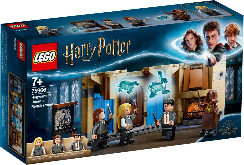 LEGO® Harry Potter 75966 Hogwarts Room of Requirement