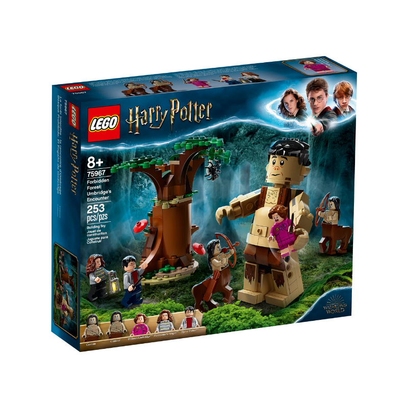 LEGO® Harry Potter 75967 Forbiden Forest Umbridges Encounter