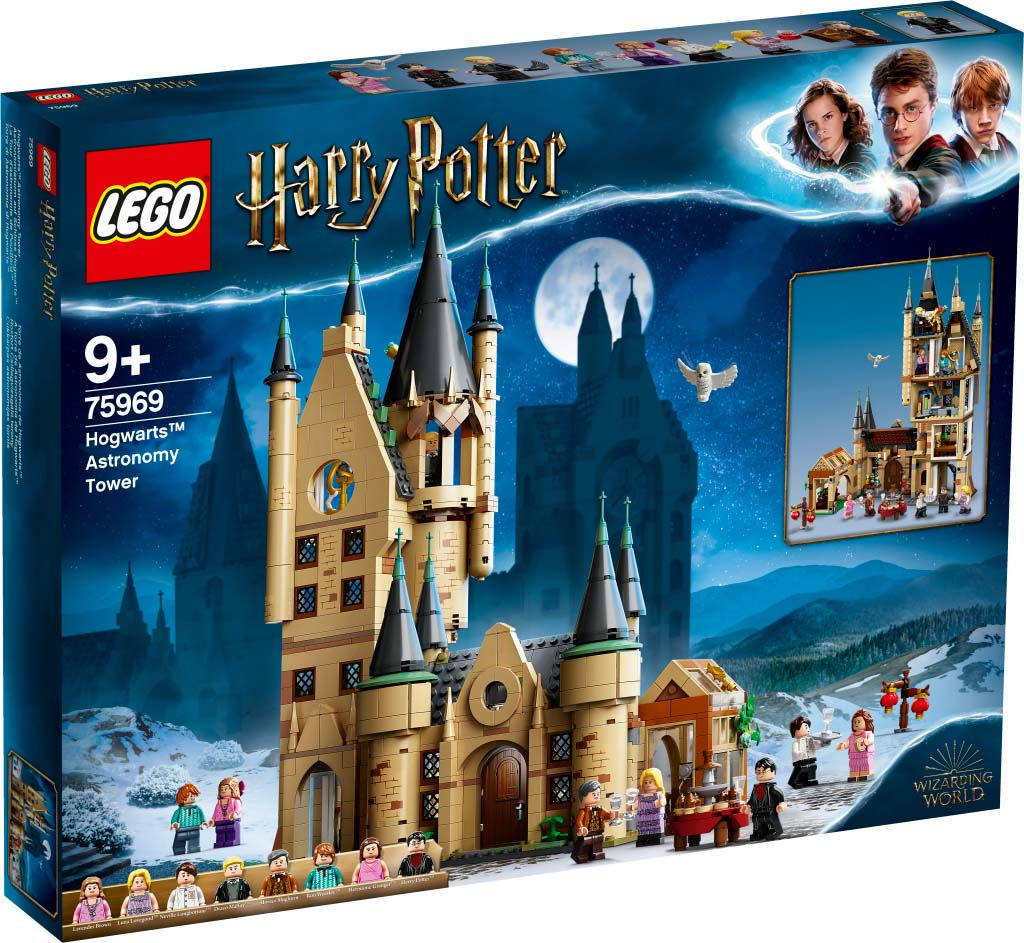 LEGO® Harry Potter 75969 Hogwarts™ Astronomy Tower