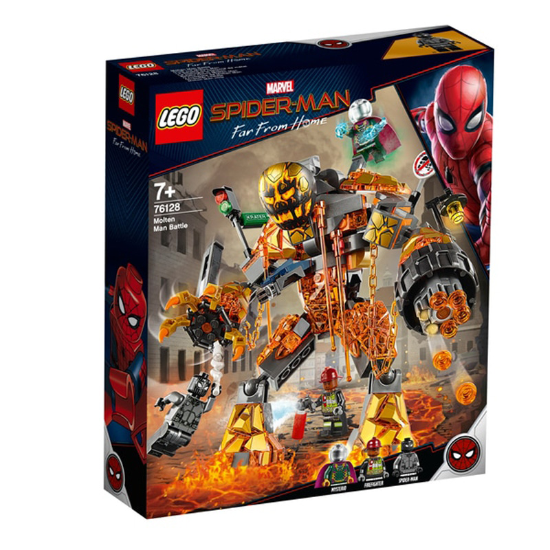 LEGO® 76128 Molten Man Battle