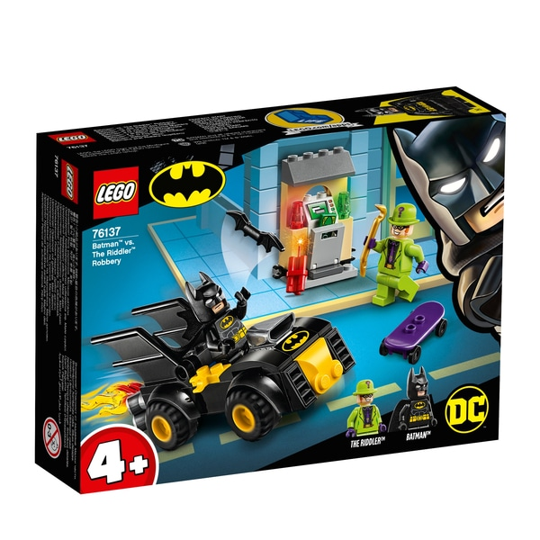 Super Heroes 76137 Batman vs The Riddler Robbery