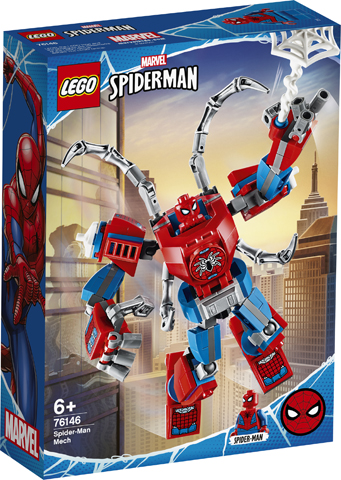 LEGO® 76146 SpiderMan Mech