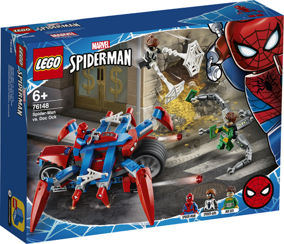 LEGO® 76148 SpiderMan vs Doc Ock