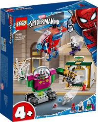 LEGO® 76149 The Menace of Mysterio