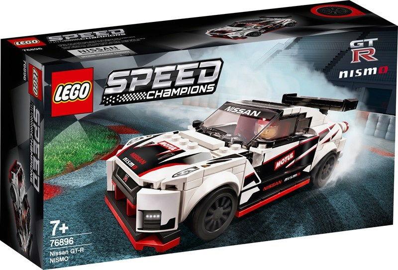 Speed Champions 76896 Nissan GT-R NISMO