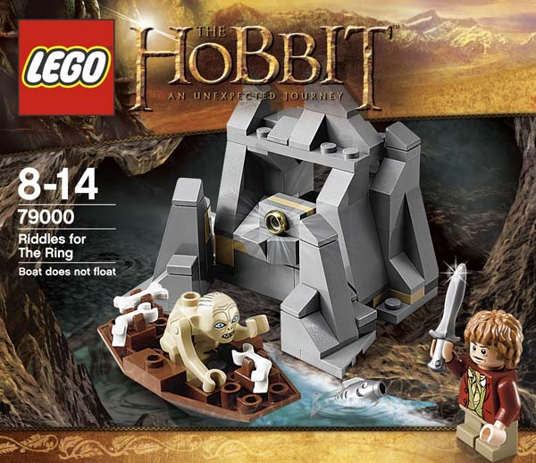 LEGO The Hobbit Riddles for the Ring 79000