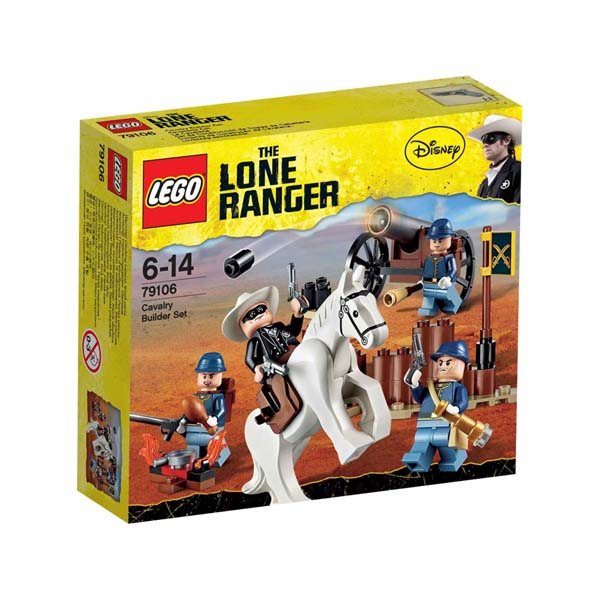 LEGO® The Lone Ranger™ Cavalry Builder Set 79106