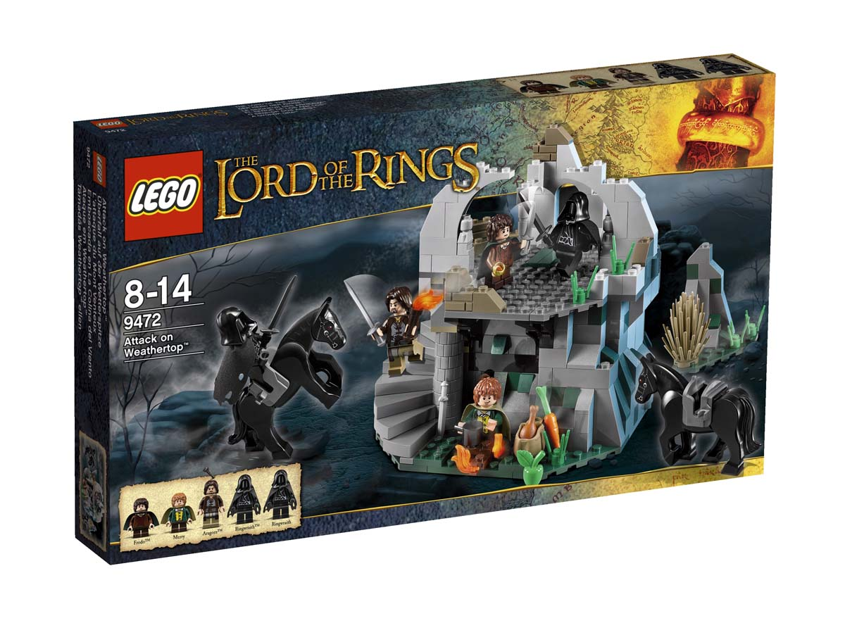 LEGO ® The Lord of the Rings Attack on Weathertop 9472