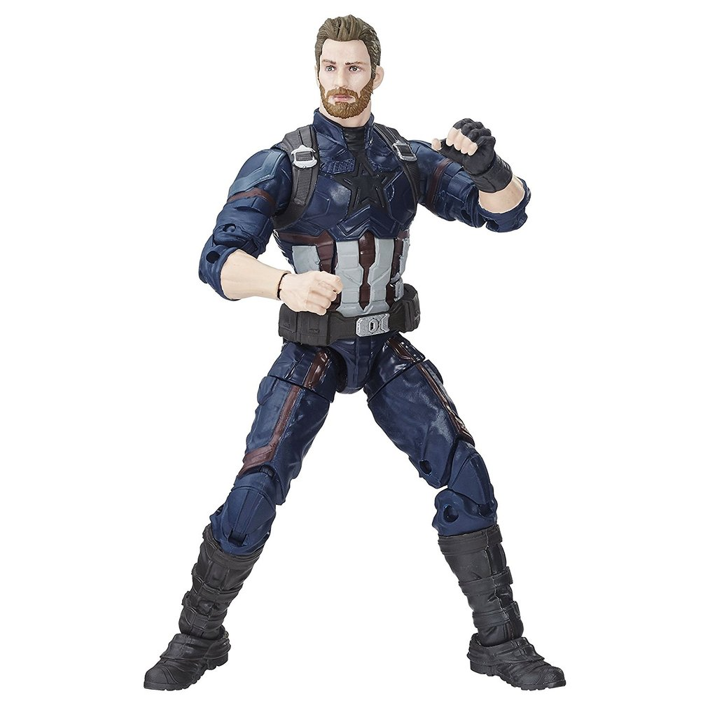 Avengers: Infinity War Marvel Legends Captain America