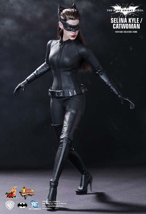 Batman Selina Kyle - Catwoman The Dark Knight Rises Hot Toys