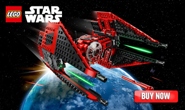 SaleNew Sets! shop now! MAJOR VONREGS TIE FIGHTER