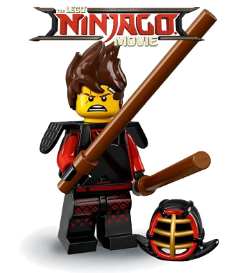 LEGO® Ninjago Movie Minifigures