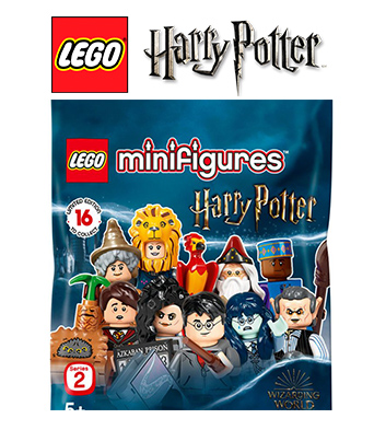 LEGO Harry Potter 71028 Minifigures Series 2
